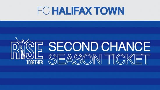 Second Chance Season Ticket